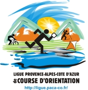 ligue paca de course d'orientation